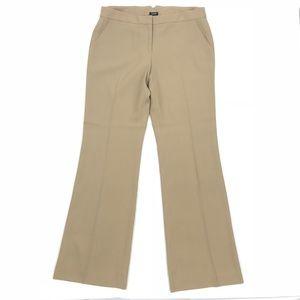 J Crew Low Fit Wool Pants Camel